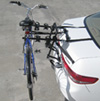 Advantage SportsRack Trunk Rack 3 Bike Carrier