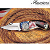 Standing Liberty Silver Quarter Pocket Knife