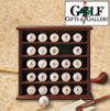 Golf Ball Display Cabinet
