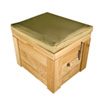 27Qt Deck Box with Cushion