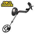 Metal Detector With View Meter