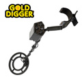 Gold Digger Submersible Metal Detector