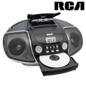 RCA Portable CD/Casette Player