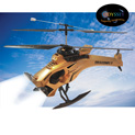 Dragon Fly R/C Helicopter - Gold