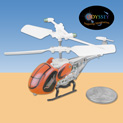 Odyssey Quark Micro R/C Helicopter