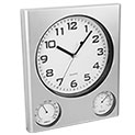 Outdoor Clock Thermometer and Hygrometer - 14.99