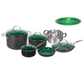 10-Piece Orgreenic Cookware Set