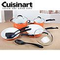 Cuisinart Ceramic Cookware - 79.99