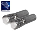 2PK 5W Tactical Flashlights