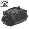 Lambskin Duffle - Black