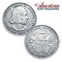1892-93 Half Dollar - 44.43