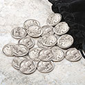 Bag of 20 Buffalo Nickels