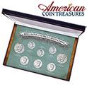 American Coin Treasures Uncirculated Coin Set - 79.99