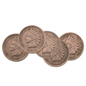 Indian Head Penny Collectors Set