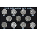 Wartime Silver Nickel Collection