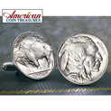 buffalo-nickel-cuff-links