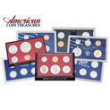 5 Decades of U.S. Mint Proof Sets