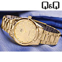 Q&Q Gold Dress Watch - 29.99