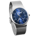 Swiss Spirit Blue Dial Watch - $39.99