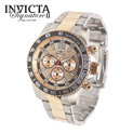 invicta-two-tone-gold-chronograph-watch