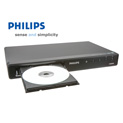 Philips 1080P DVD Player - $39.99