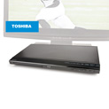 Toshiba Upscaling Blu-Ray Player - $59.99