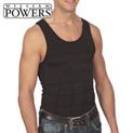Mens Shape Shirt - Black - 19.99
