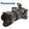 Panasonic 12.1MP SLR Lumix Camera