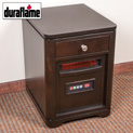Duraflame IR Heater End Table - $129.99