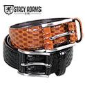 Stacy Adams Basket Weave Belts - 22.21