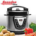 6QT Electronic Pressure Cooker - 59.99