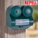 2 Pack Outdoor Animal Repellers - 29.99