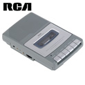 RCA Cassette Tape Recorder
