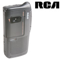 RCA Micro Cassette Recorder