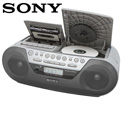 Sony AM/FM/CD/Casette Radio