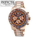 invicta-rosegold-diver-chronograph-watch