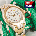 del-mar-2-tone-nautical-watch