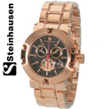Steinhausen Monte Carlo Watch - Rose Gold - $277.77