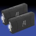 Stun Gun with Flashlight - 2 Pack - 29.99