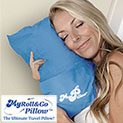 MyPillow Travel Pillow - 22.99