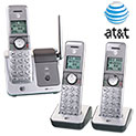 AT&T 3-Handset Phone System - 55.54