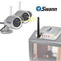 Swann 2-Pack Indoor/Outdoor Cameras