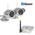 2 Pack Wireless Indoor/Outdoor Cameras