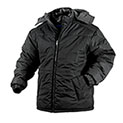 black-fleece-lined-hooded-jacket