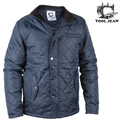 Lightweight Quilted Jacket - Navy