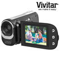 Vivitar 12.1MP Camera/Camcorder - $69.99