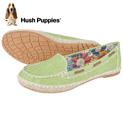 Hush Puppies Coppelia Shoes - Green