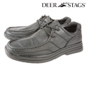 Deer Stags Glendale Shoes - Black