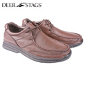 Deer Stags Glendale Shoes - Redwood
