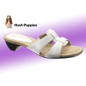 Hush Puppies Ellary Sandals - White